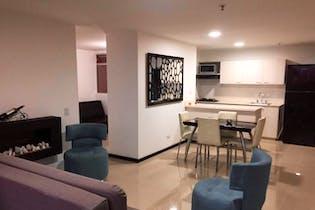 Apartamento en San Germán, Robledo, 3 hbaitaciones- 90m2.