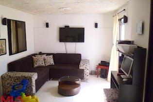 Apartamento en San Pío-Itagüí, con 2 Alcobas - 93 mt2.