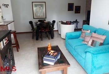 Apartamento en Belén, Loma de los Bernal, 3 Habitaciones- 76m2.