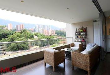 Apartamento en Loma de los Benedictinos, Envigado - Dos alcobas