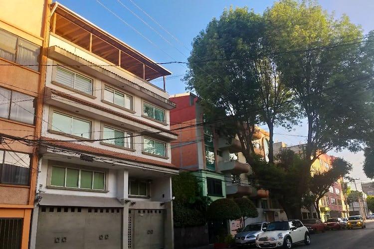 Departamento En Venta En Narvarte Poniente Con Terraza Privada