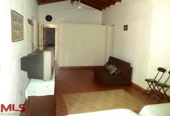Finca en Santa Fé de Antioquia-El Espinal, con 2 Habitaciones - 84 mt2.