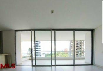 Apartamento en los Balsos, Poblado, 3 Habitaciones- 192,38m2.
