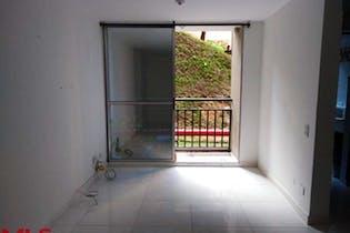 Apartamento en La Doctora, Sabaneta - 57mt, tres alcobas, balcón
