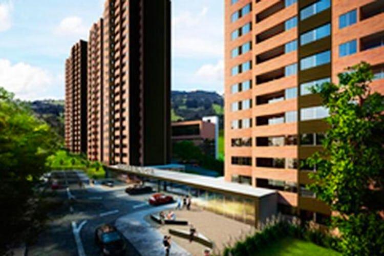 Foto 3 de Apartamento en Itagui, Santa Maria - 60mt, dos alcobas, balcón