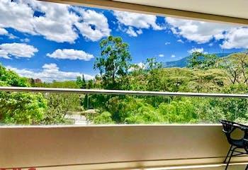 Apartamento en la Loma de las Cumbres, Envigado - Tres alcobas