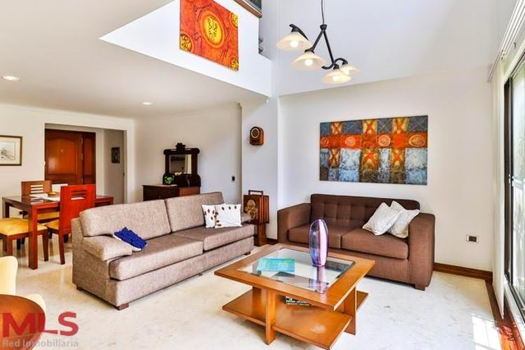 Portada Apartamento en Castropol, el Poblado, Balandra, 3 Habitaciones- 181m2.