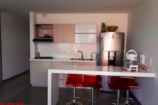 Apartamento en venta en San Antonio de Pereira, 2 Habitaciones.