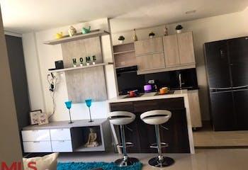 Nuevo Guayacanes, Apartamento en venta en La Pilarica de 3 alcobas