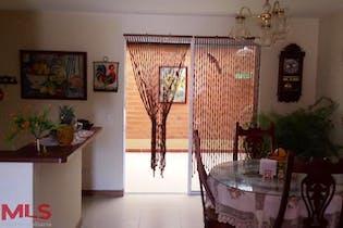 Casa en Rionegro-San Antonio de Pereira, con 3 Habitaciones - 130 mt2.