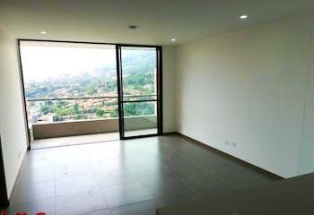 Apartamento en venta en Loma Del Escobero de 1 hab. con Zonas húmedas...