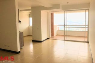 Apartamento en La Cuenca, Envigado, 3 Habitaciones- 92m2.