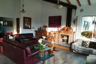 Casa en Las Palmas, Via la Fe - El Retiro - 411mt, cuatro alcobas, zona bbq