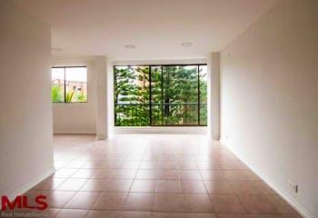 Apartamento en Loma del Escobero-Envigado, con 3 Alcobas - 97 mt2.