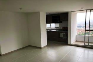 Apartamento en Las Antillas, Envigado, 3 Habitaciones- 77m2.