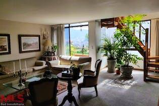 Apartamento en San Lucas, El Poblado con 4 habitaciones y parqueaderos - 243 mt2.