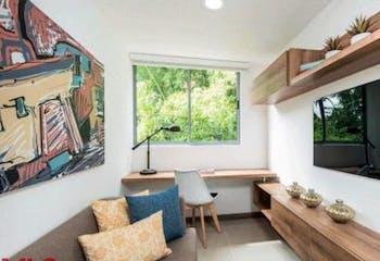 Apartamento en Pueblo Viejo, La Estrella - Tres alcobas- 77m2.