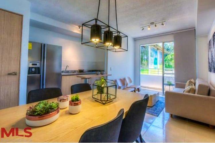 Portada Apartamento en venta en Samaria de dos alcobas