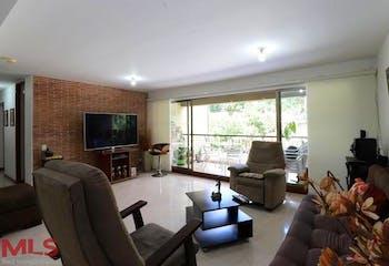 Acanto, Apartamento en venta en Loma De Benedictinos 136m² con Zonas húmedas...