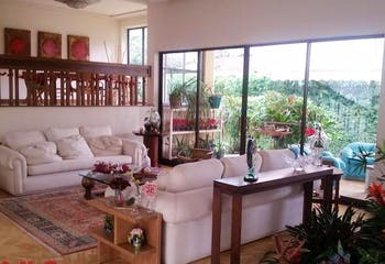 Casa en las Palmas, el Poblado, San Juan De La Peña, con 4 habitaciones- 490m2.
