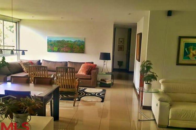 Portada Apartamento en venta en Los Balsos de 129.08 mt2.