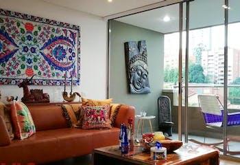 Montiel, Apartamento en venta en Loma De Benedictinos con acceso a Piscina