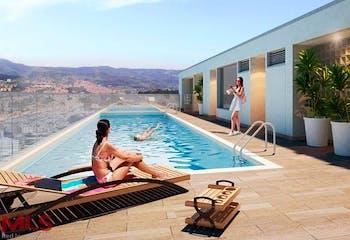Nubenzza, Apartamento en venta en La Paz de 3 habitaciones