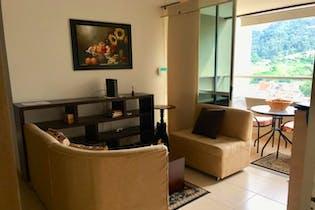 Apartamento en San Jose, Sabaneta - 68mt, tres alcobas, balcon