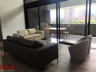Zebrano, apartamento en venta en El Salado, Envigado
