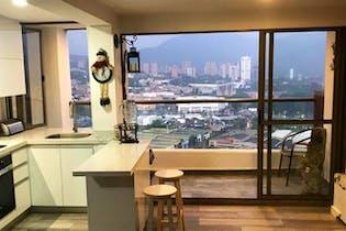 Apartamento en venta en Pan de Azúcar de tres habitaciones