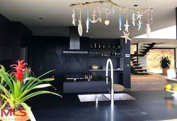 Casa en venta en Carrizales, El Retiro - 500mt de dos niveles.