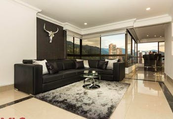 Pino Viejo, Apartamento en venta en Los Balsos de 4 habitaciones