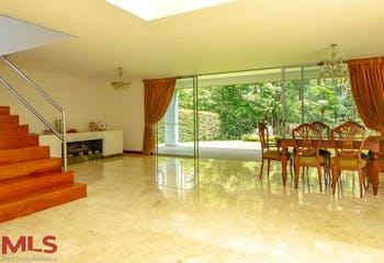 Casa en San Lucas-El Poblado, con 3 Habitaciones - 348 mt2.