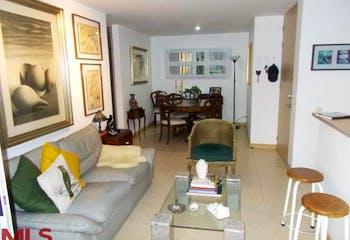 Apartamento en San Jose, Sabaneta, 3 Habitaciones- 72,8m2.
