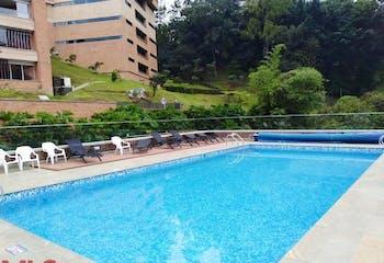 Saint Pierre, Apartamento en venta en Los Balsos, 150m² con Gimnasio...