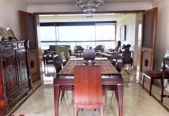 Apartamento en el Poblado-Los Balsos,214,7 mts2, 3 Habitaciones