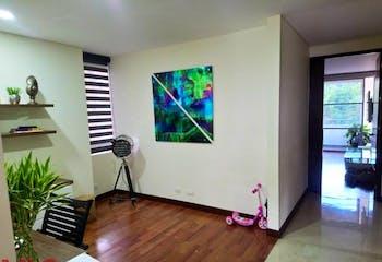 Massai, Apartamento en venta en El Tesoro de 3 alcobas