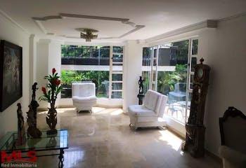 Casa en Las Lomas, El Poblado, 4 Habitaciones- 354m2.