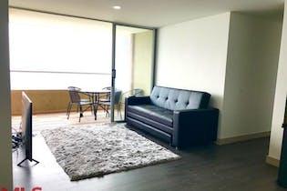 Apartamento en Calle Larga, Sabaneta - 83mt, tres alcobas, balcón