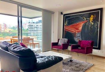 Apartamento en Envigado-Loma de Benedictinos, con 3 Habitaciones - 125 mt2.
