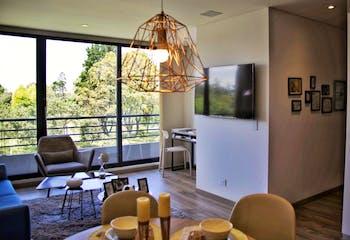 Parque El Lago, Apartamentos en venta en Parques De Salitre de 2-3 hab.