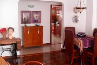 Apartamento en venta en Caobos Salazar, 80m²