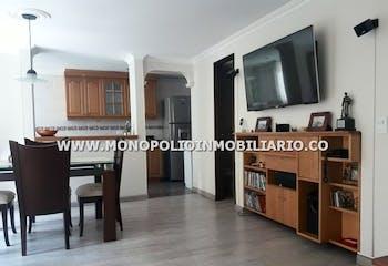 Apartamento duplex en venta Loma de las Brujas, Envigado- 3 alcobas
