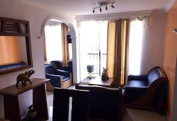 Apartamento en Altamira-Robledo, con 3 Habitaciones - 77 mt2.