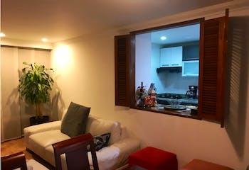Apartamento en Santa Barbara, Usaquen - Dos alcobas- Con 90 mt2
