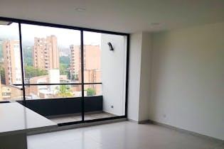 Apartamento en La castellana-Medellín, con 3 Habitaciones - 80 mt2.