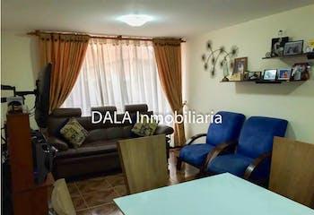 Apartamento en Chia, Cundinamarca -80mt, tres alcobas, chimenea
