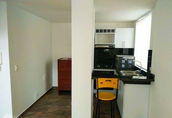 Apartamento en Puente Largo, Pasadena - 69mt, duplex, dos alcobas