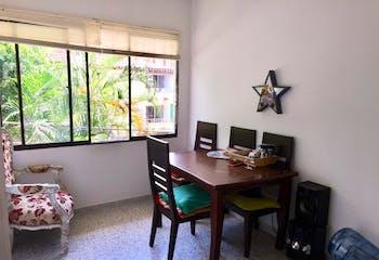 Casa en La America-Simón Bolivar, con 2 Habitaciones - 62 mt2.