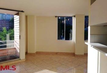 Apartaestudio en Calazans, La America - 53mt, una alcoba, balcón